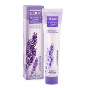 Biofresh - Hand Cream Lavender x75 ml.