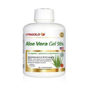 Vitagold - Aloe Vera Gel - 98% x946 ml