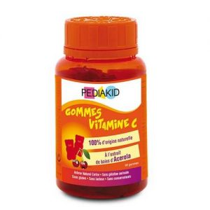 Chewing Bears With Vitamin C x60 pieces