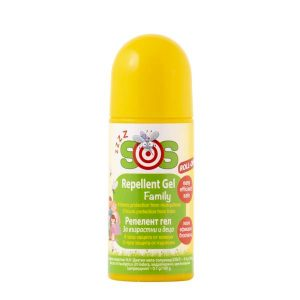 Gel for Adults and Children Mosquito Protection x100g