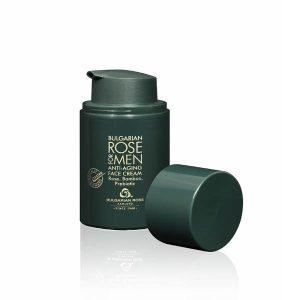 BULGARIAN ROSE FOR MEN ANTI-AGING FACE CREAM x50 ML